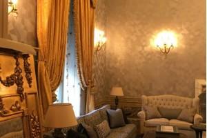 Tende classiche e moderne arricciate - Roma