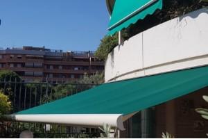 TENDE DA SOLE A BRACCI ESTENSIBILI - TBC ELEGANCE - Roma