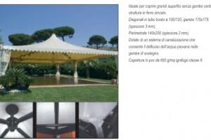 GAZEBO MOSCHEA PESANTE - Roma