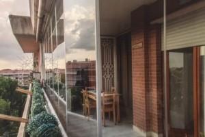 CHIUSURE COME: VERANDA BALCONI, VERANDA TERRAZZO - Roma
