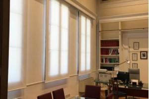 TENDE A RULLO PER UFFICI DI RAPPRESENTANZA, AULE, AUDITORIUM ED AZIENDE - Roma