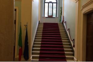 GUIDE PER SCALE IN MOQUETTE E PASSATTOIE PER VILLE, CONDOMINI ED UFFICI - Roma