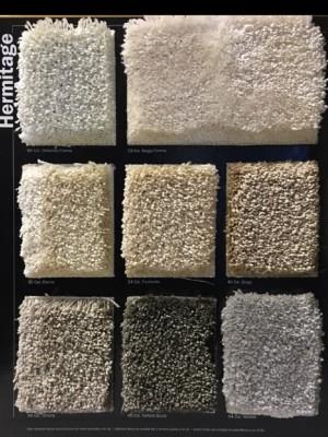 Campionario colori moquette con cui si possono realizzare diverse tipologie di tappeti moderni e classici - Roma